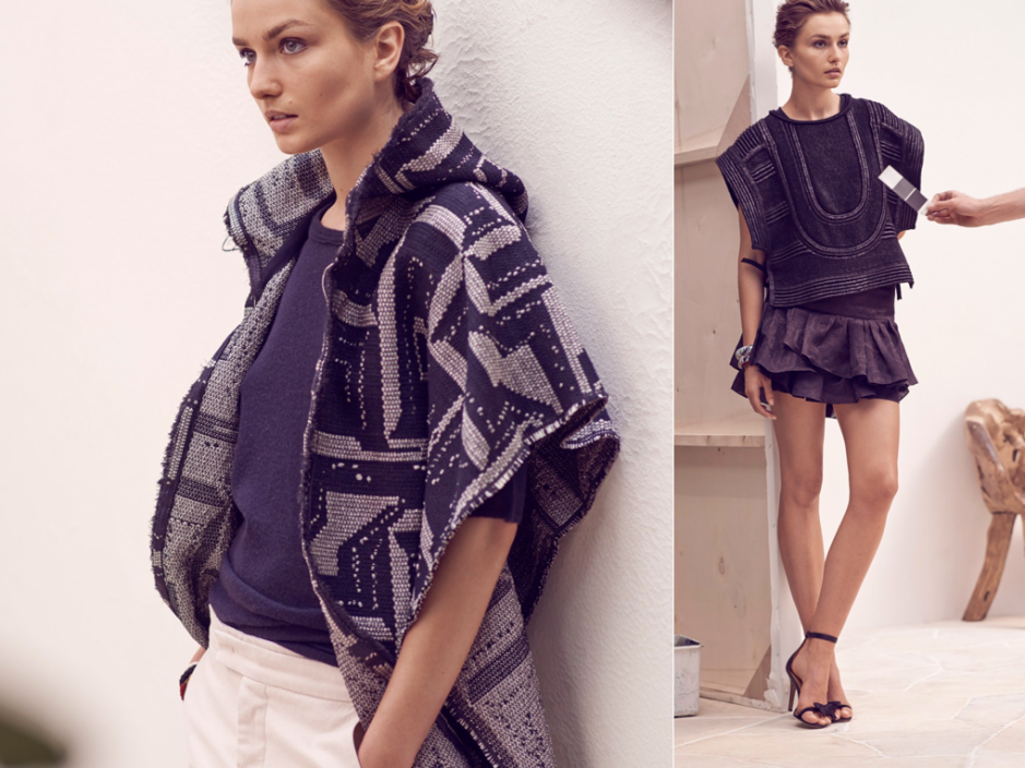 favorite piece: this poncho
