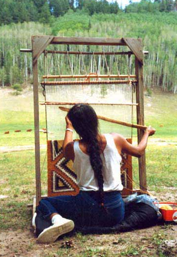 navajoweaving